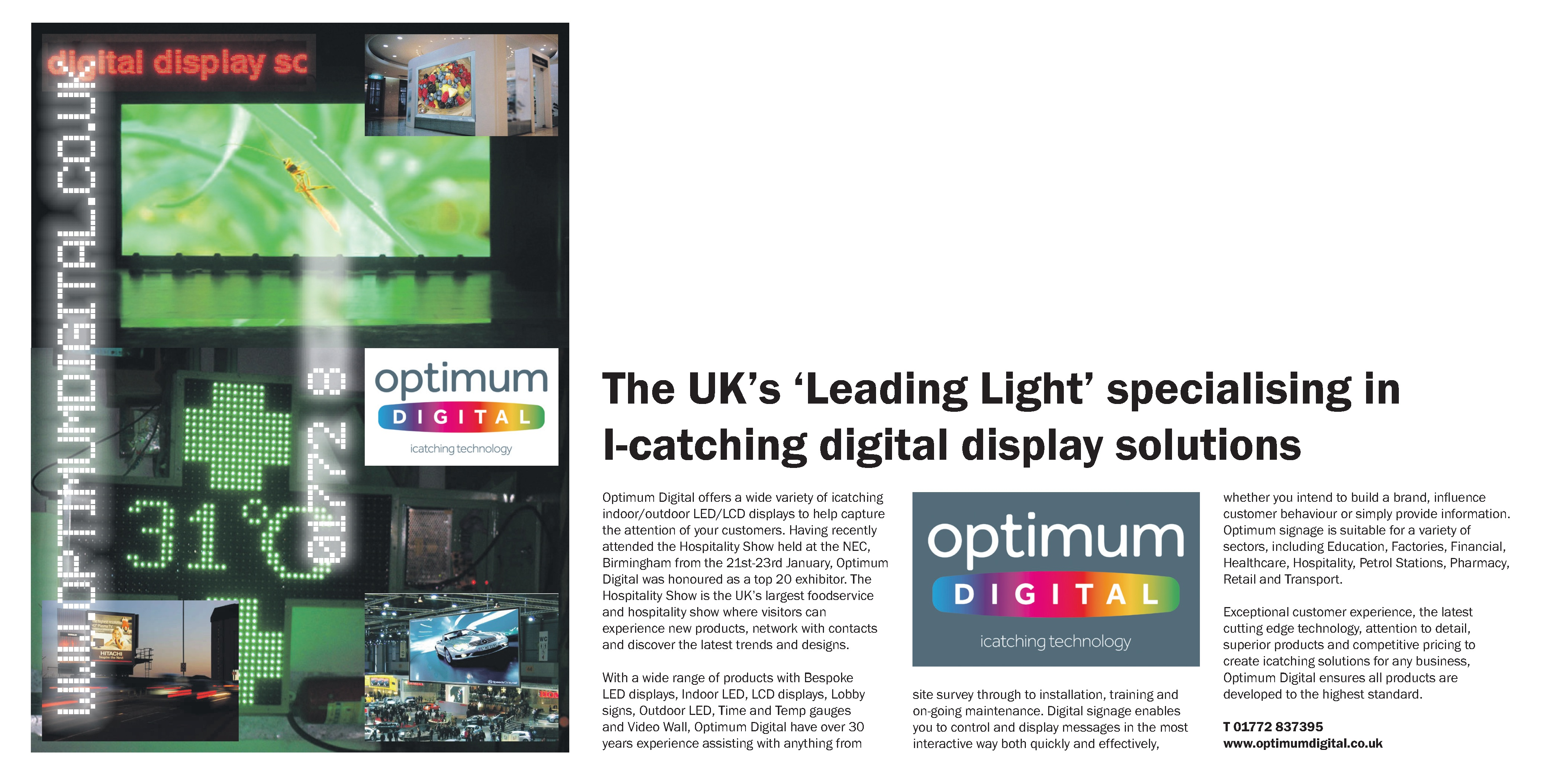 OptimumDigital News